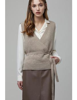 Sweater Vest 4725 by Oak + Fort