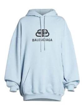 Bb Logo Hoodie by Balenciaga