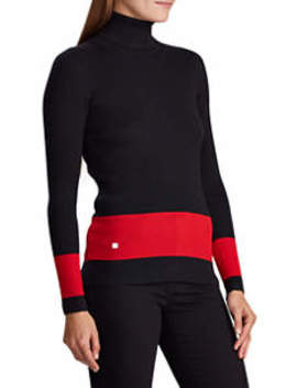 Turtleneck Sweater by Lauren Ralph Lauren