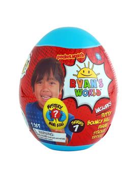 Ryan's World Mini Mystery Egg (Series 1) by Ryan's World
