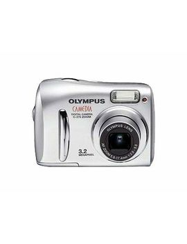 Olympus Camedia 370 Zoom 3.2 Mp Digital Camera   Silver by Ebay Seller