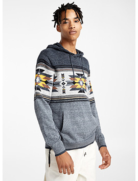 Le Pull à Capuche Nomade by Djab
