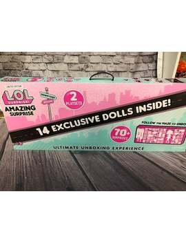 14 Amazing Surprise Lol Dolls by Mga Entertainment