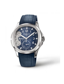 Aquanaut Travel Time 5650 G 001 Advanced Research Mens Watch. In Not Applicable by Patek Philippe