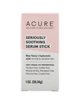 Acure, Seriously Soothing, Serum Stick, 1 Oz (28.34 G) by Acure