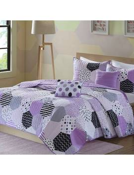 Hayley Comforter Set by Viv + Rae