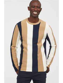Suéter De Algodón Premium by H&M