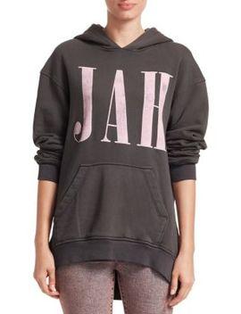 Jah Cotton Hoodie by Alchemist