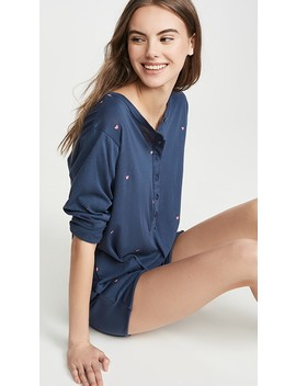 The Henley Romper by The Great.