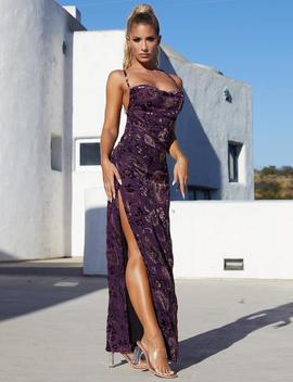 Kahlo Maxi Dress by Tiger Mist