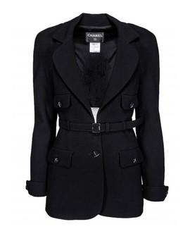 Black Blazer by Chanel