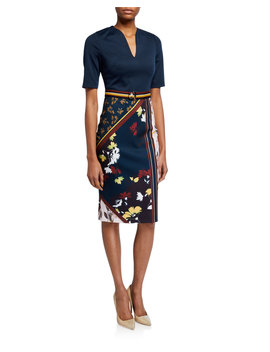 Savanna Bodycon Dress by Ted Baker London