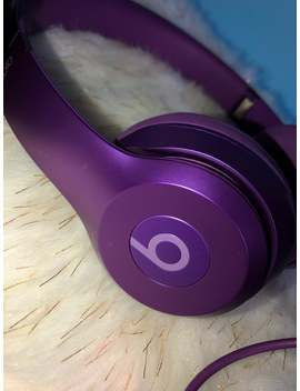 Purple Beats by Beats By Dr. Dre