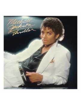 Michael Jackson   Thriller Vinyl Record by Vinyl Records