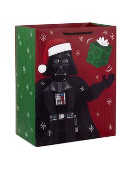 "13"" Star Wars™ Darth Vader™ With Christmas Present Gift Bag by Hallmark"