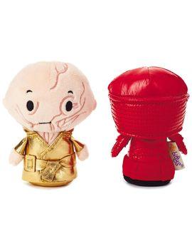 Itty Bittys® Star Wars: The Last Jedi™ Supreme Leader Snoke™ And Praetorian Guard™ Stuffed Animals, Set Of 2 by Hallmark