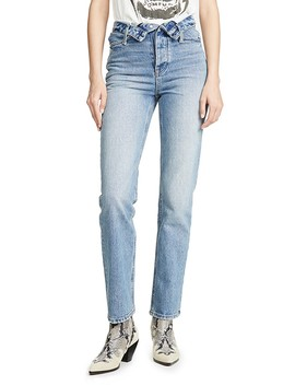 Cult Flip Jeans by Denim X Alexander Wang