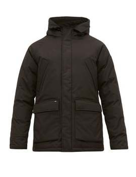 Heritage Hooded Down Filled Parka by Nobis