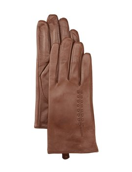Leather Glove With Lacing by Dillard's