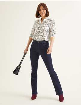 Bootcut Jeans by Boden