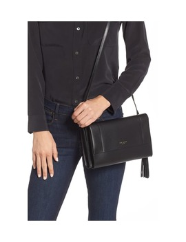 Natalei Leather Crossbody Bag by Ted Baker London