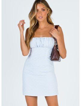 Vanessa Mini Dress by Princess Polly