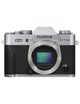 Ted's Cameras Fujifilm X T20 + 18 55mm Silver by Ted's