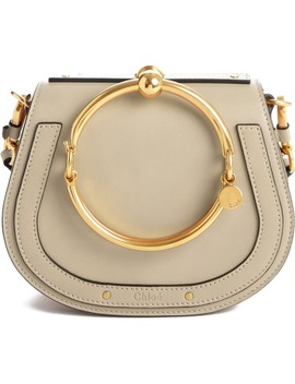 Small Nile Bracelet Leather Crossbody Bag by ChloÉ