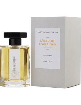 L'artisan Parfumeur L'eau De L'artisan   Eau De Cologne Spray 3.4 Oz by L'artisan Parfumeur