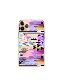 Retro Glitch 90s I Phone 11 Pro Case Aesthetic Clear Phone Case For I Phone 6 6 S 7 8 Plus X 10 Xr Xs Max Galaxy S7 S8 S9 S10 Cover With Design by Etsy