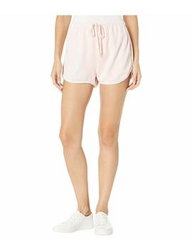 Velour Shorts by Juicy Couture