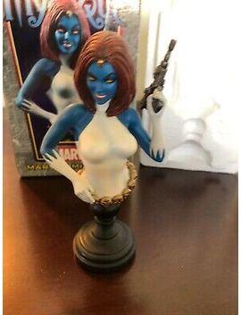 Bowen Designs Mystique Bust Marvel Universe X Men Comics Statue Mutants by Bowen Designs