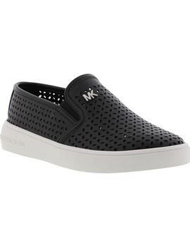Jem Olivia Perforated Slip On Sneaker by Michael Michael Kors