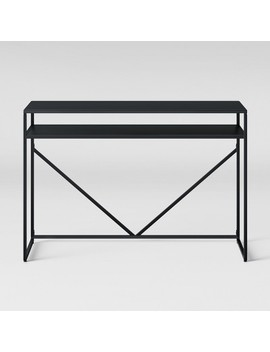 Glasgow Computer Desk Black   Project 62™ by Shop This Collection