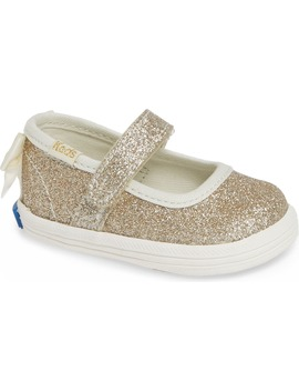 X Kate Spade New York Sloan Mary Jane Glitter Flat by Keds®