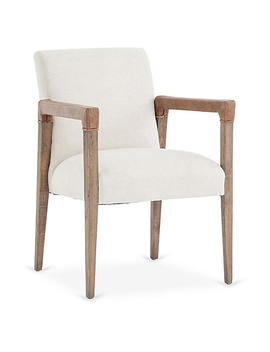 S/2 Easton Armchairs, Sand by One Kings Lane
