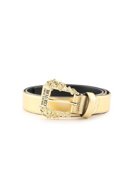 Gold Belt by Versace Jeans