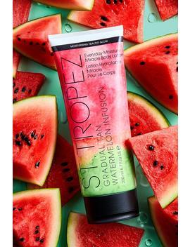 St.Tropez Gradual Tan Watermelon Body Lotion 200ml by Boohoo