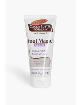 Palmers Cocoa Butter Formula Foot Scrub 60g by Boohoo