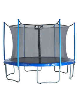 Upper Bounce 16 Foot Trampoline With Safety Enclosure by Bed Bath And Beyond