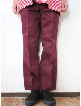 17 Ss Cut Off Work Pants by Dickies  ×  Bed J W Ford  ×