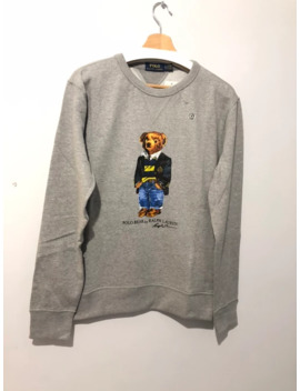 Polo Ralph Lauren Teddy Bear Sweatshirt by Polo Ralph Lauren  ×