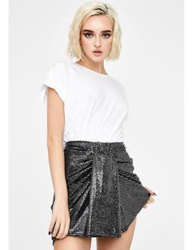 Iconic Prestige Wrap Skirt by Kiki Riki