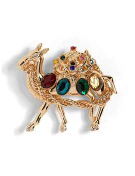 Camel Brooch by Banana Repbulic