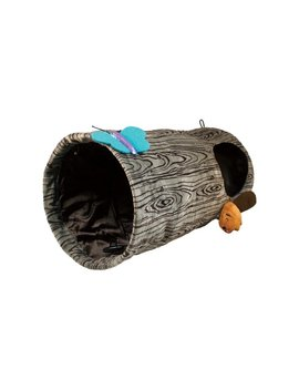 Kong Play Spaces Burrow Cat Toy by Kong