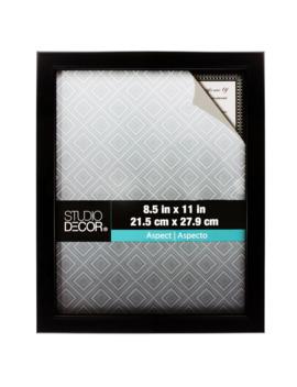 Black Narrow Frame, Aspect By Studio Décor® by Studio Decor