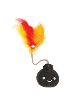 Catit Play Pirates Bomb Catnip Cat Toy by Catit