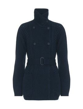 Belted Cashmere Jacket by Loro Piana