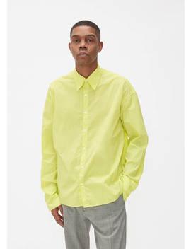 Cecil Lightweight Nylon Shirt by Cmmn Swdn