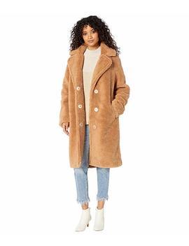 Teddy Long Coat by Bardot
